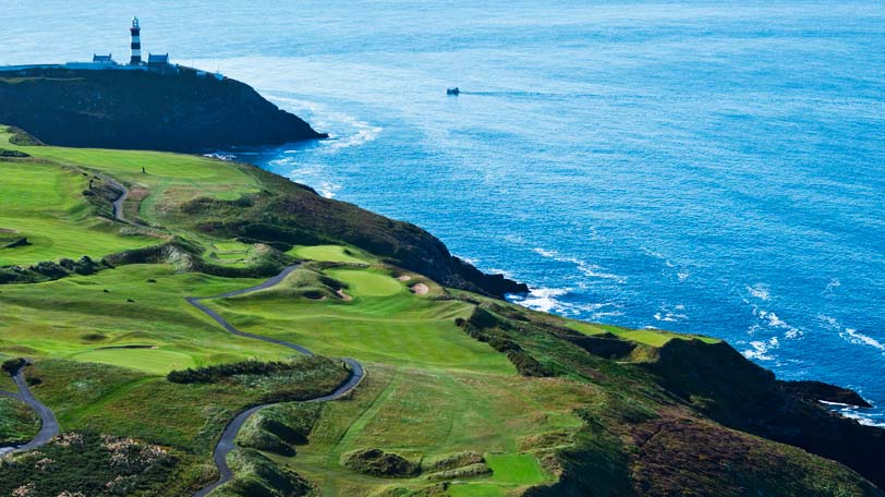 Hole 15 - Old Head Golf Links