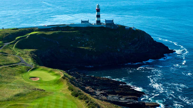 Hole 17 - Old Head Golf Links