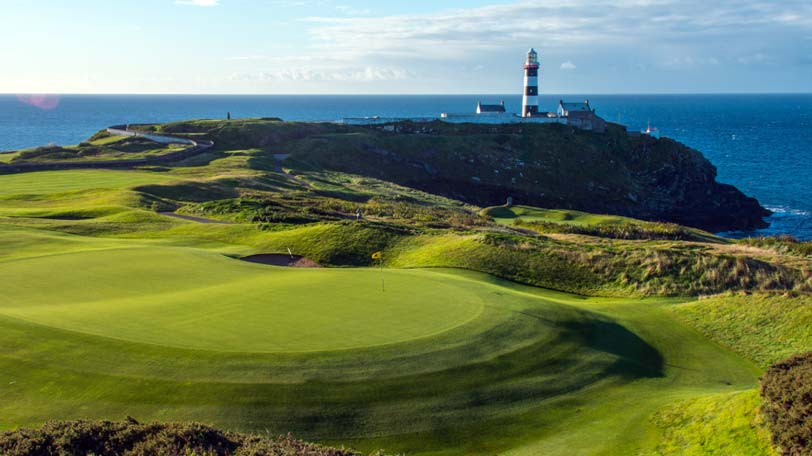 Hole 18 - Old Head Golf Links