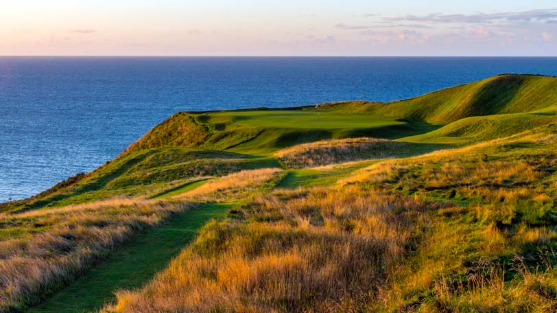 Hole 3 - Old Head Golf Links