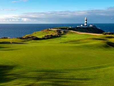 Hole 1 - Old Head Golf Links