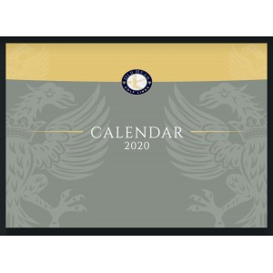 2020 Old Head Golf Links Calendar