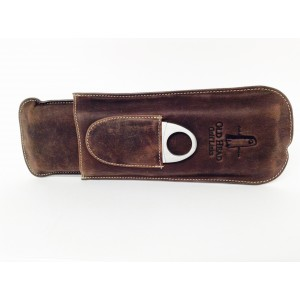 Leather Cigar Holder