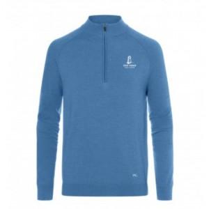 KJUS Men's Kulm Half Zip Sweater