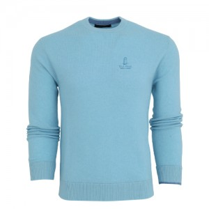 NEW Greyson Old Head Tomahawk Cashmere Sweater